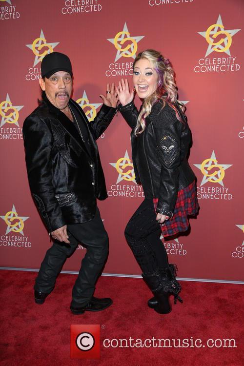 Danny Trejo and Natalie Skyy 5