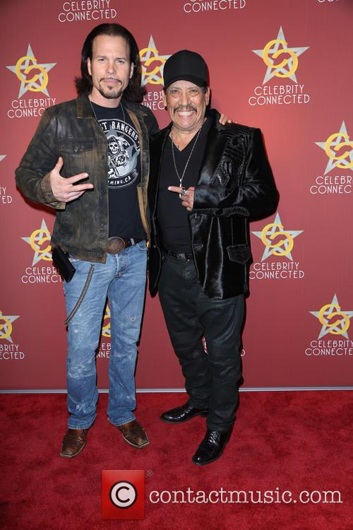 Sean Mcnabb and Danny Trejo