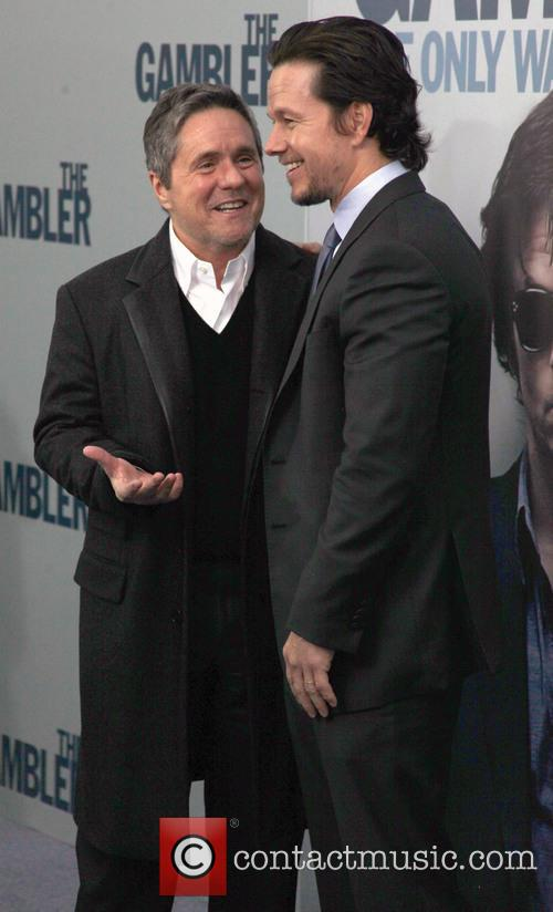 Brad Grey and Mark Wahlberg 1