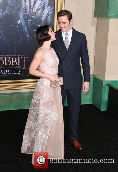 Evangeline Lilly and Lee Pace 4