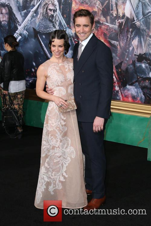 Evangeline Lilly and Lee Pace 5