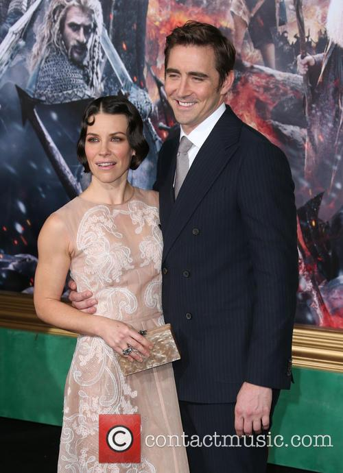 Evangeline Lilly and Lee Pace 7