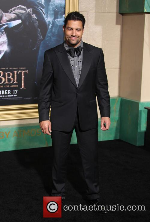 'Hobbit' Actor Manu Bennett Arrested For Assault At Comic Con Event