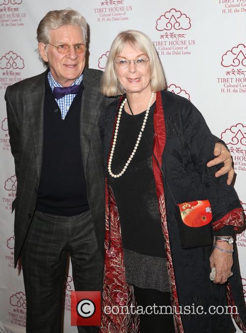 Nena and Dr. Robert A.f. Thurman