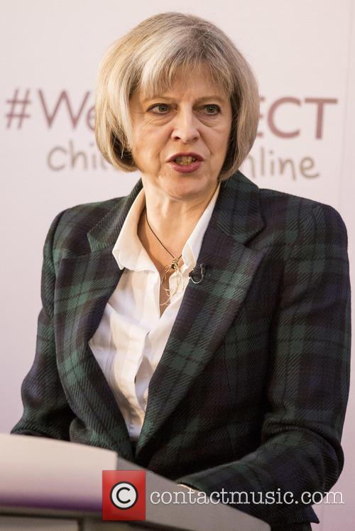 Theresa May 11