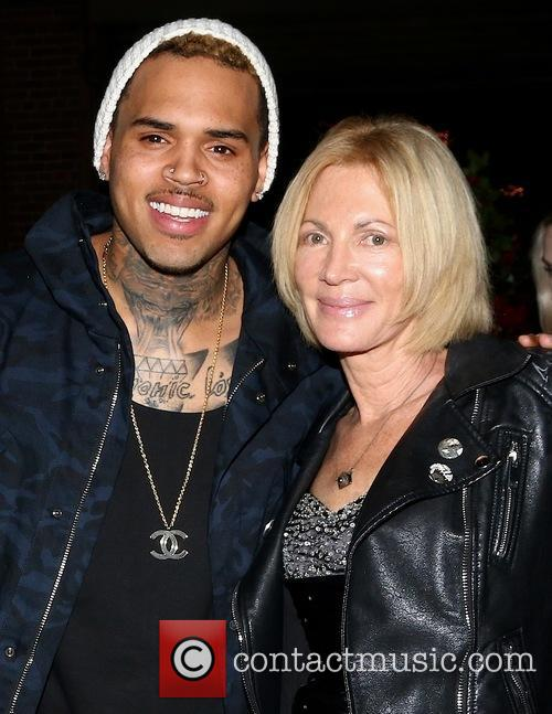 Chris Brown and Karen Bystedt 3