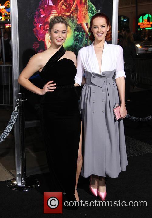 Sasha Pieterse and Jena Malone 1
