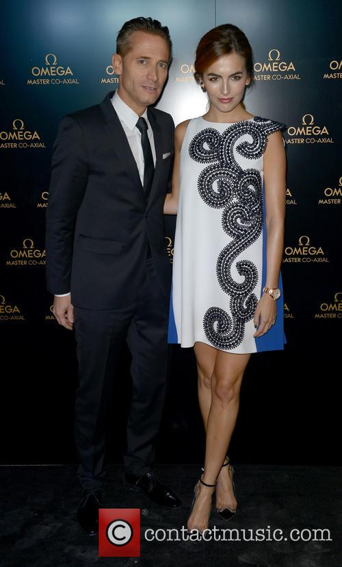 Raynald Aeschlimann and Camilla Belle 2