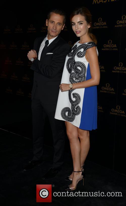 Raynald Aeschlimann and Camilla Belle 1