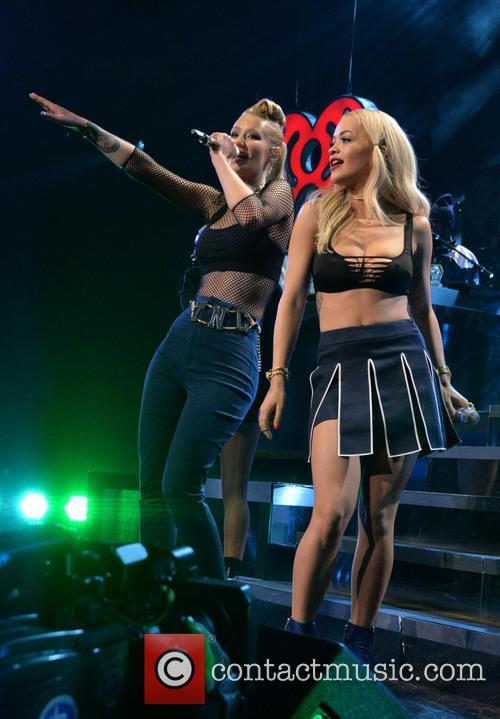 Iggy Azalea and Rita Ora 7