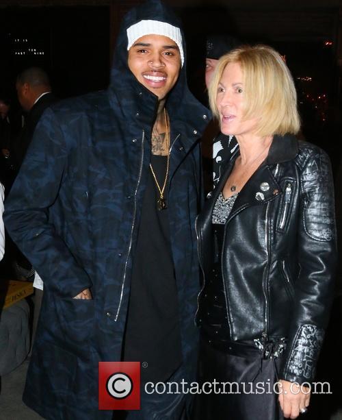 Chris Brown and Karen Bystedt 4