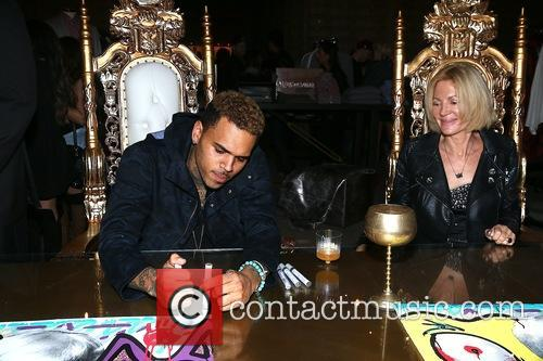 Chris Brown and Karen Bystedt 8