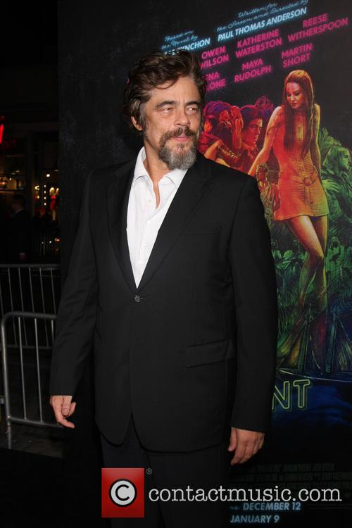Benecio Del Toro 7