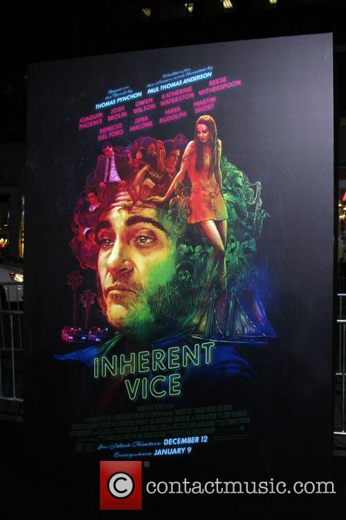 Inherent Vice Poster 3