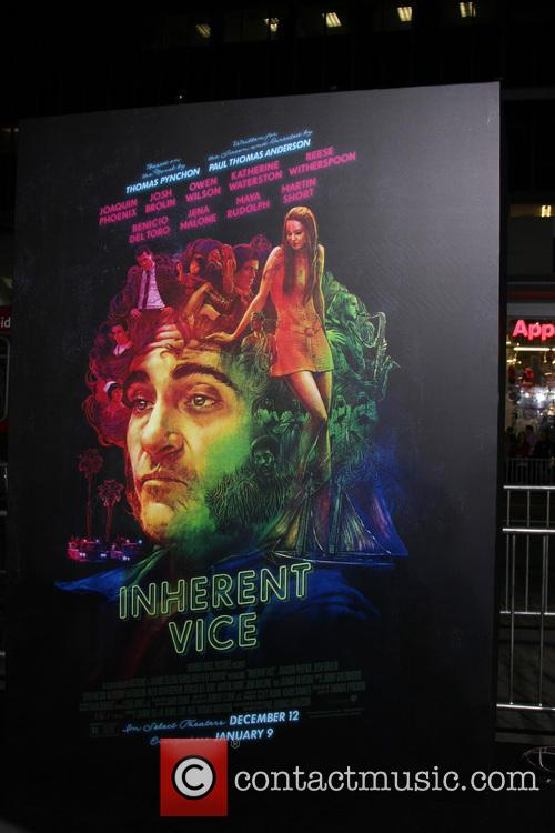Inherent Vice Poster 1