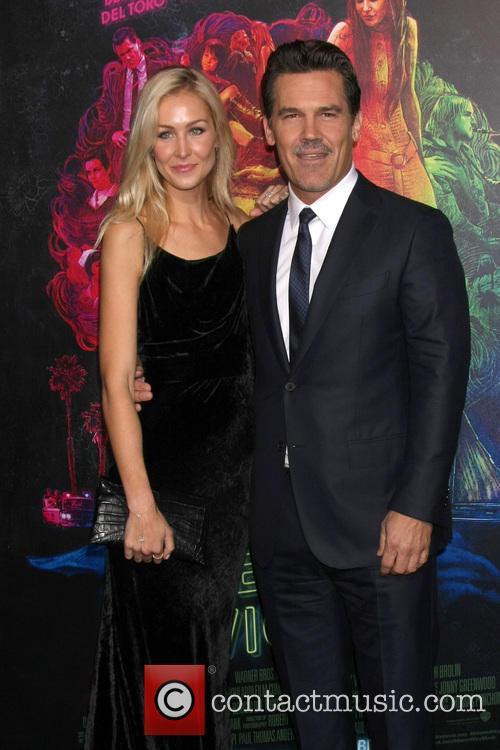 Kathryn Boyd and Josh Brolin 5
