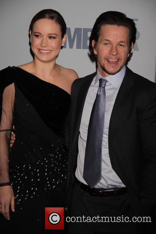 Brie Larson and Mark Wahlberg 10