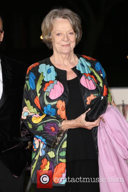 Dame Maggie Smith 2