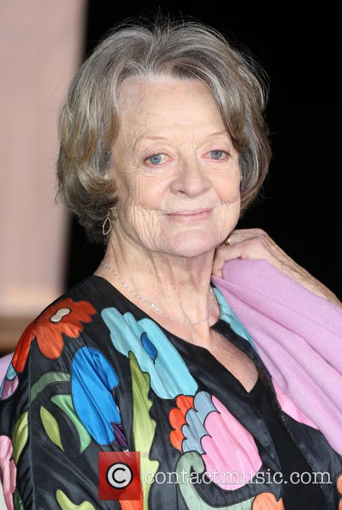 Dame Maggie Smith 3