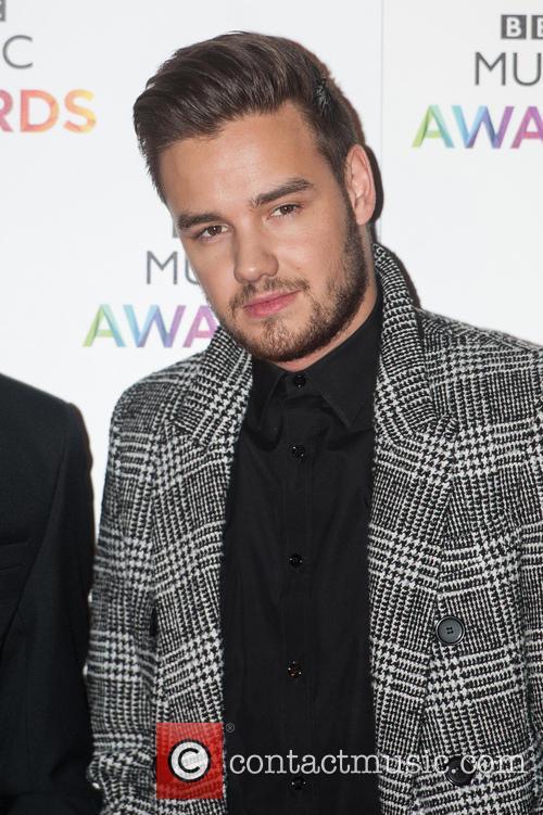 Liam Payne at the BBC Music Awards