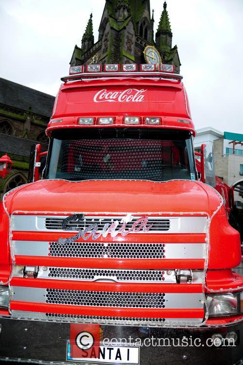 Coca‑cola Christmas Truck 3