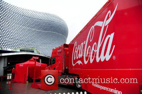 Coca‑cola Christmas Truck 4