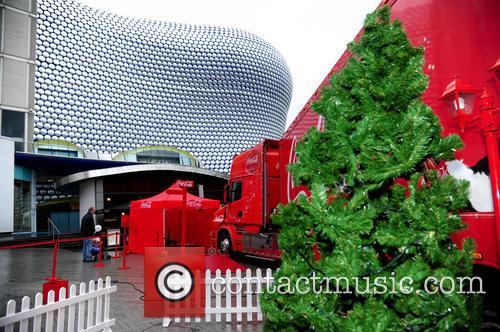 Coca‑cola Christmas Truck 1