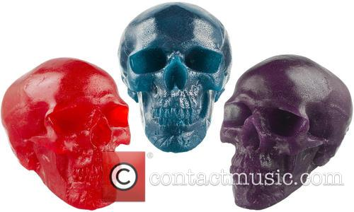 The World's Largest Gummy and Skull 1