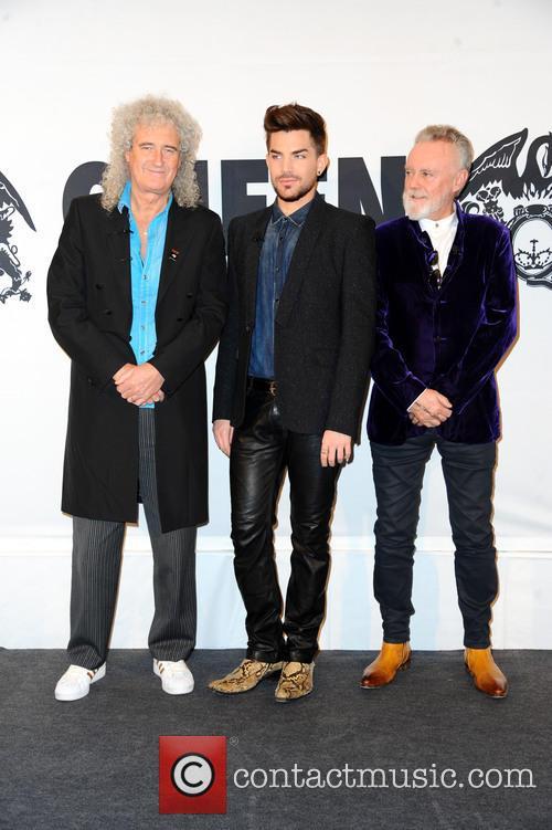 Queen, Brian May, Adam Lambert and Roger Taylor 7