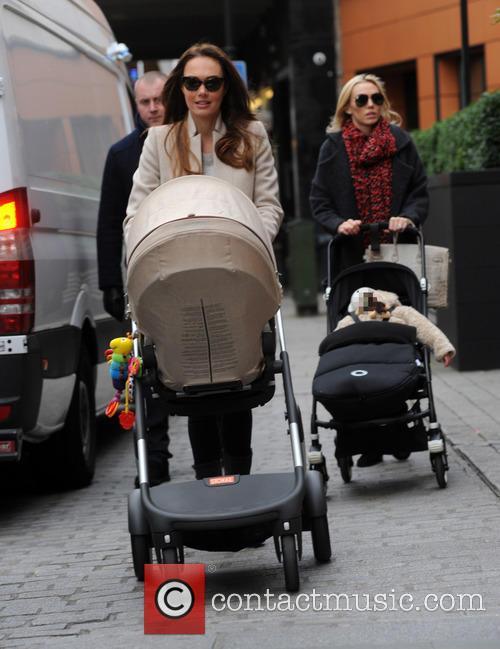 Tamara Ecclestone, Petra Stunt, Lavinia and Sophia 10
