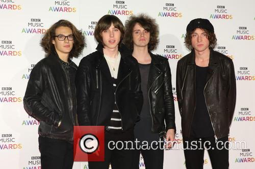 Catfish & The Bottlemen at BBC Music Awards 2014