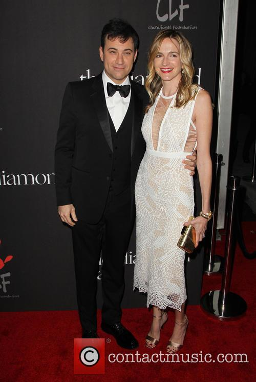 Jimmy Kimmel and Molly Mcnearney 3