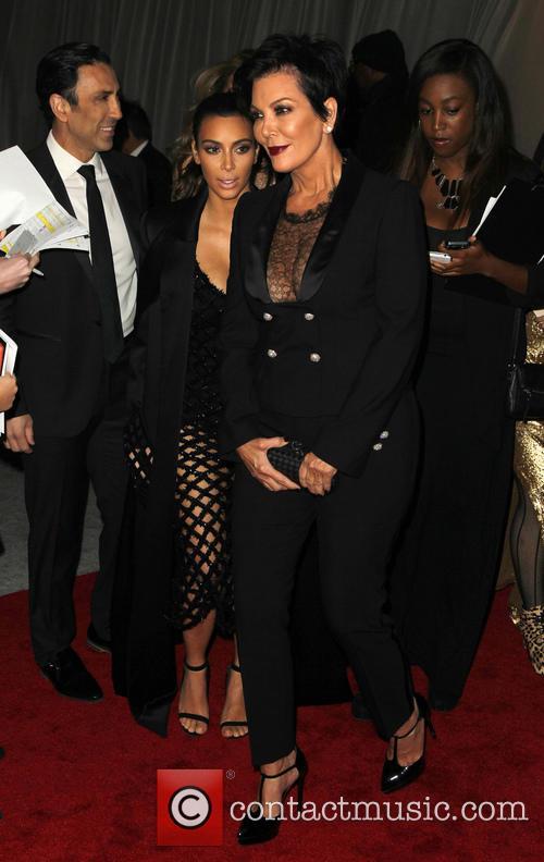 Kim Kardashian and Kris Jenner 3