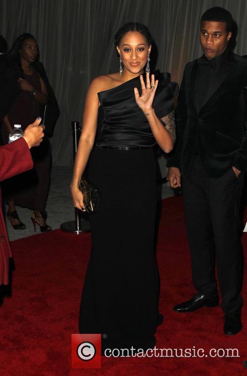 Tia Mowry and Rihanna 2