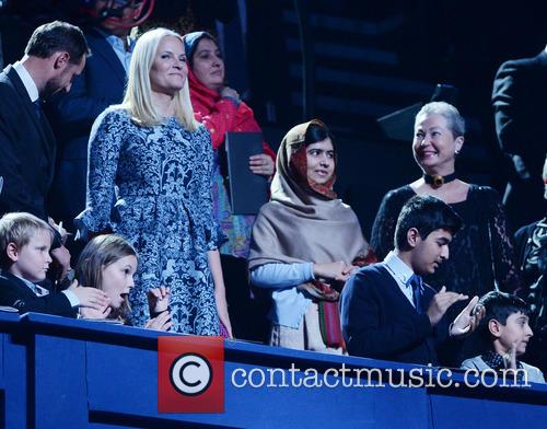 Peace, Malala Yousafzai and Crown Princess Mette- Marit Of Norway 4
