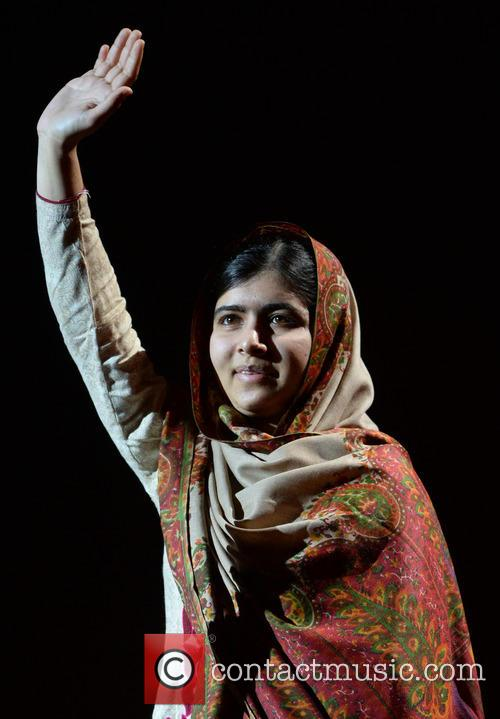 Peace and Malala Yousafzai 6