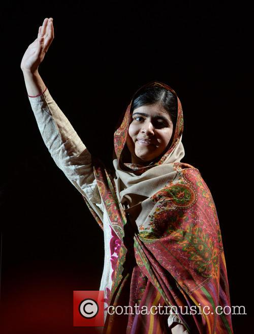 Peace and Malala Yousafzai 8