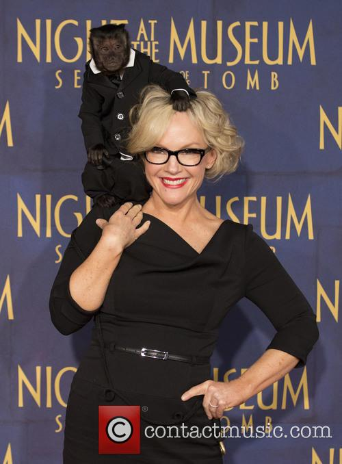 New York Premiere of 'Night at the Museum:...