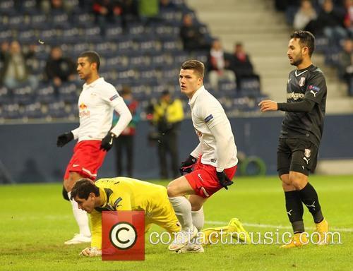Uefa Europa League, Red Bull Salzburg and Astra Giurgiu 2