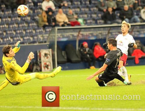 Uefa Europa League, Red Bull Salzburg and Astra Giurgiu 4