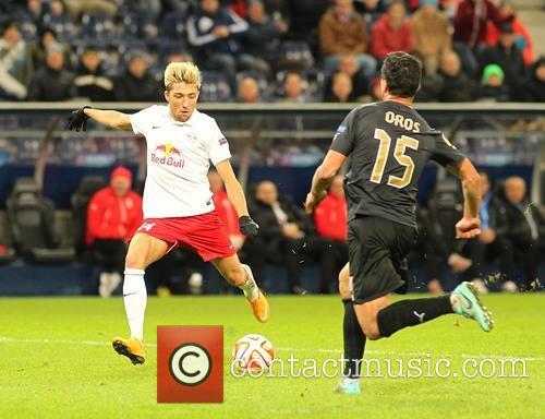 Uefa Europa League, Red Bull Salzburg and Astra Giurgiu 8