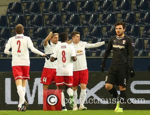 Uefa Europa League, Red Bull Salzburg and Astra Giurgiu 9