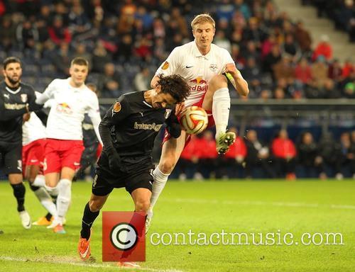 Uefa Europa League, Red Bull Salzburg and Astra Giurgiu 10