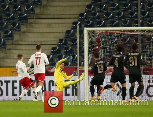 Uefa Europa League, Red Bull Salzburg and Astra Giurgiu 11