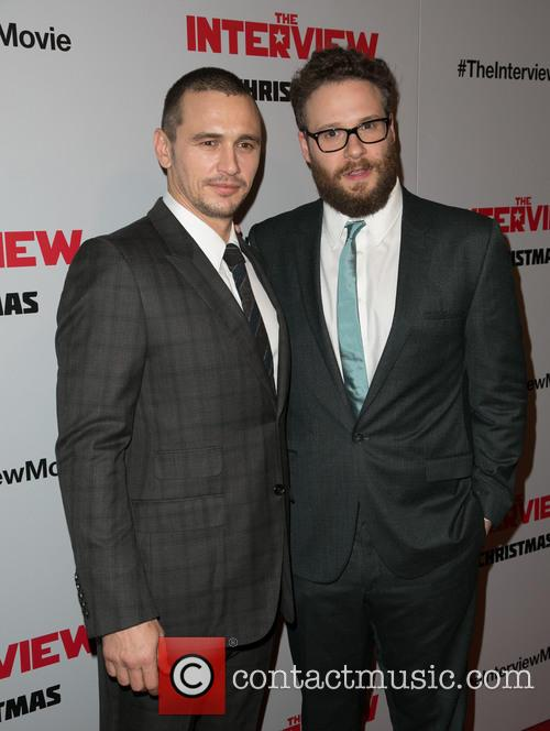 James Franco and Seth Rogen 6