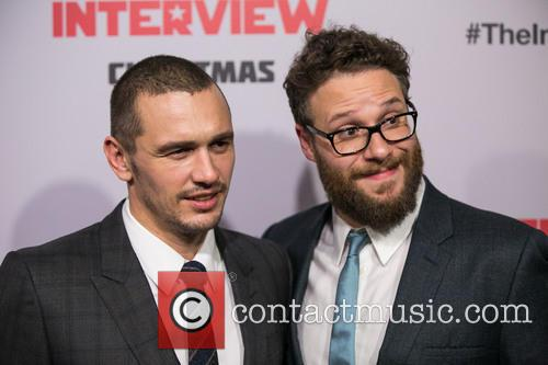 James Franco and Seth Rogen 8