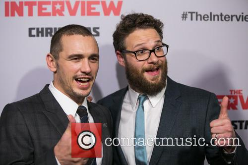 James Franco and Seth Rogen 9