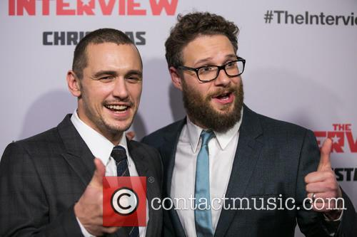 James Franco and Seth Rogen 10