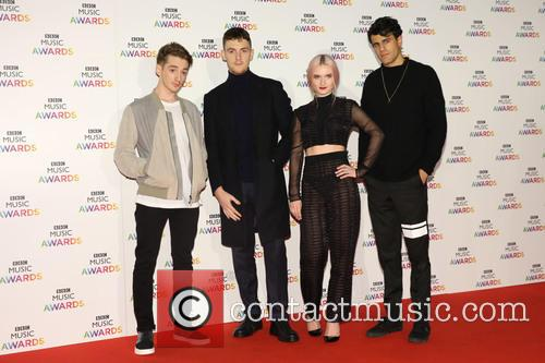 Grace Chatto and Clean Bandit 8