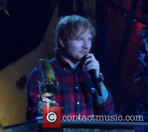 Ed Sheeran and Tom Jones 3